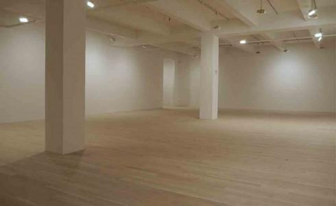 Empty gallery