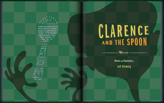Clarence and the Spoon cover page