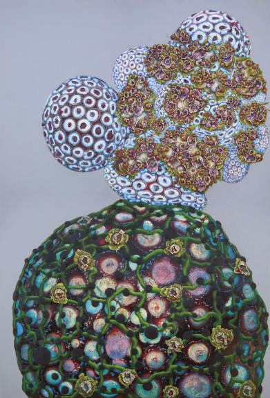 """""""Ovoid Clutch"""" by Melissa Gwyn."""