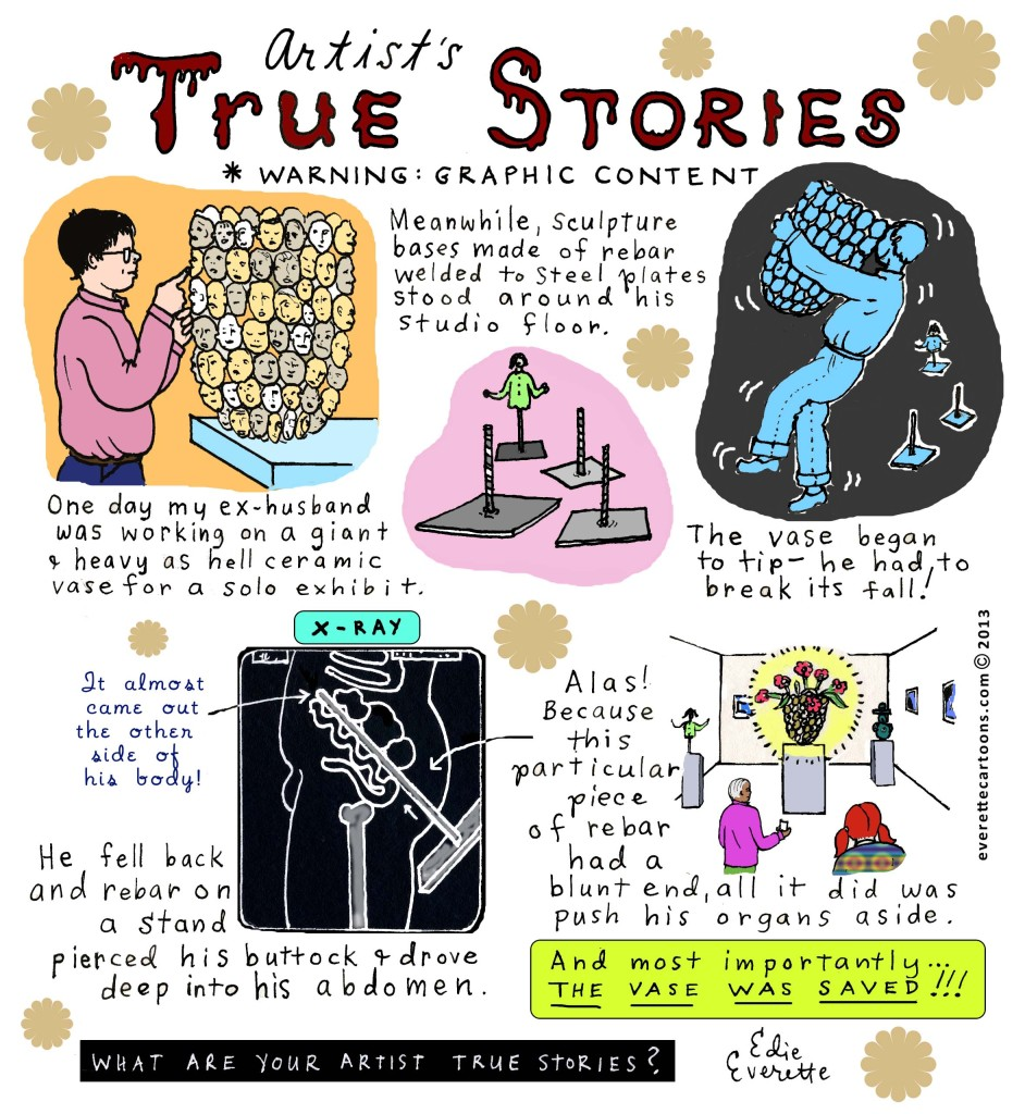 Artist's True Stories
