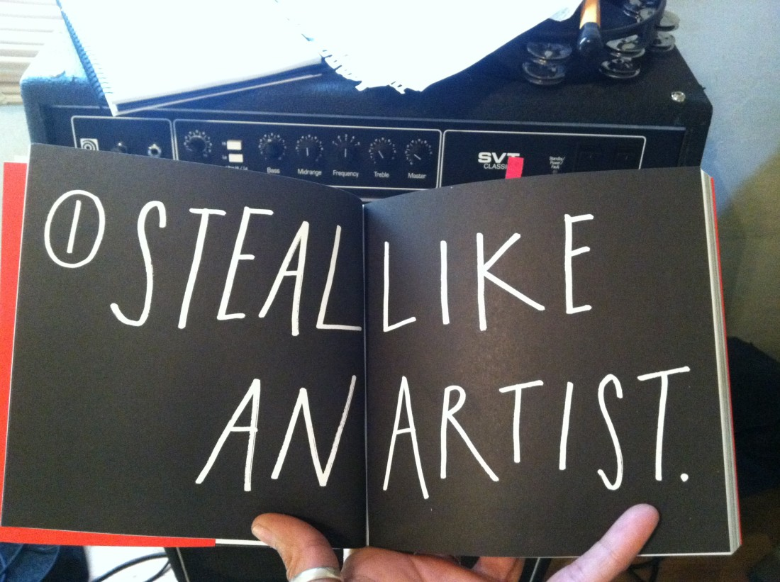 Steal like an artist | Pyragraph