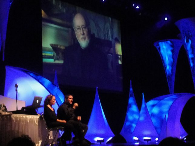 John Williams by Pop Culture Geek