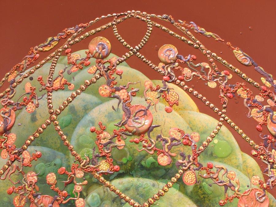 Fabergenic (Model Organism) by Melissa Gwyn