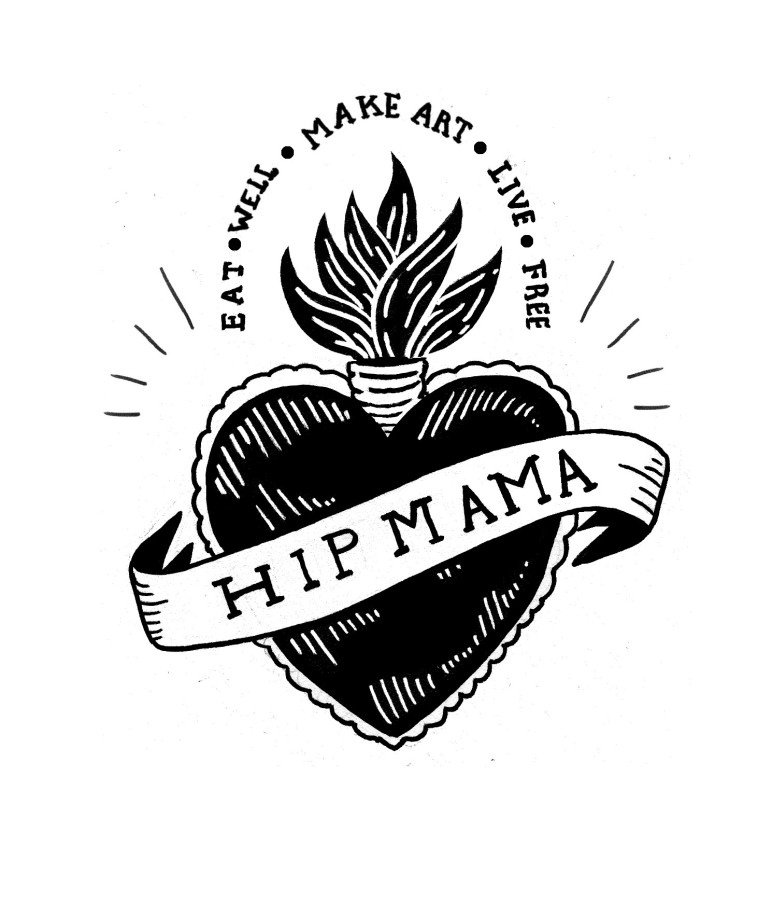 Hip Mama relaunch