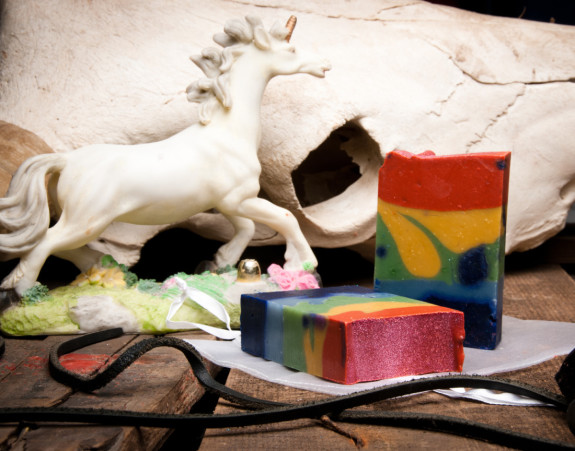 Outlaw Soaps: Unicorn Poop and Facebook Insights - Pyragraph