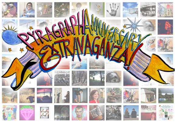 Pyragraph 1st Anniversary Extravaganza