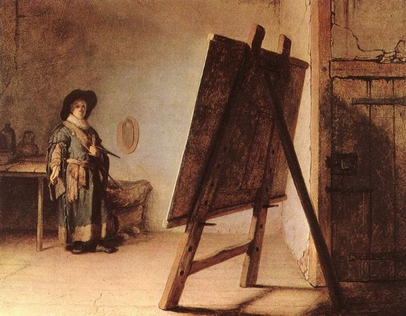 Rembrandt knew art is work - Pyragraph