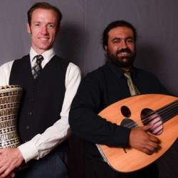 Erik Teixeira and Frank Bramlitt of The Khans