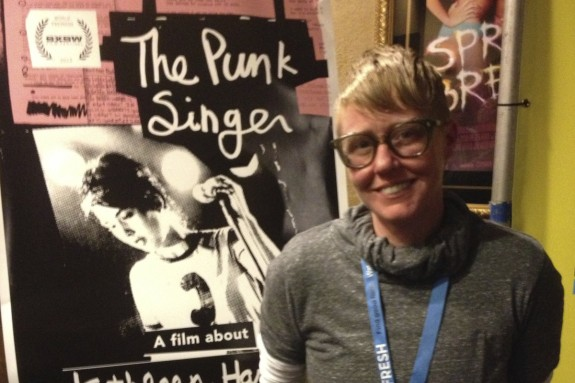 Sini Anderson, Director of The Punk Singer