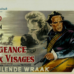 One-Eyed Jacks French poster - Pyragraph