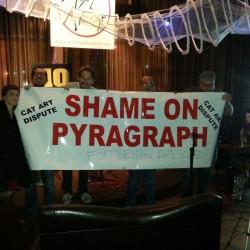 Shame on Pyragraph - Pyragraph