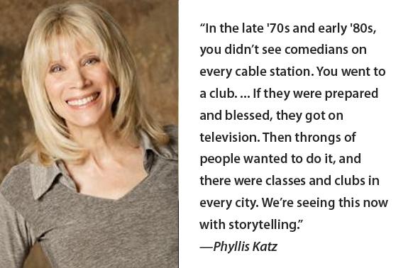Phyllis Katz - Pyragraph