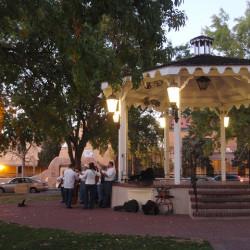 Old Town Albuquerque - Pyragraph