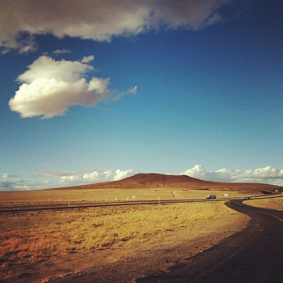 Clouds over Isleta by Christina Kennedy - Pyragraph
