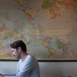 Josh Stuyvesant Map - Pyragraph