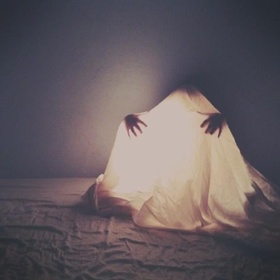Nico ghost by Christina Kennedy - Pyragraph