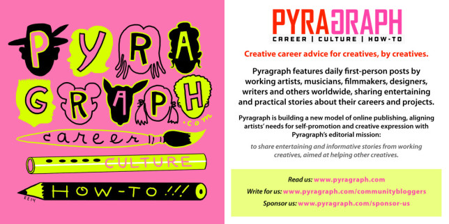 Profiled Artists - Pyragraph