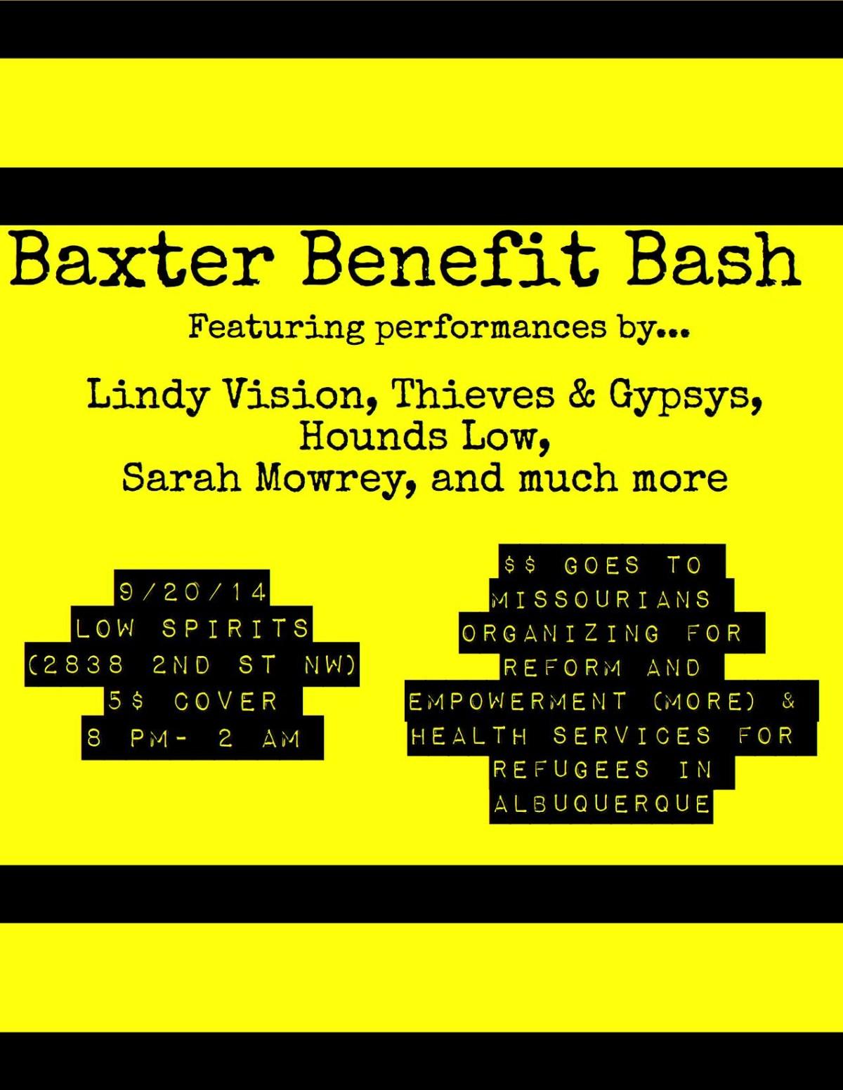 Baxter Bash - Pyragraph