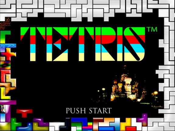 Tetris-Pyragraph