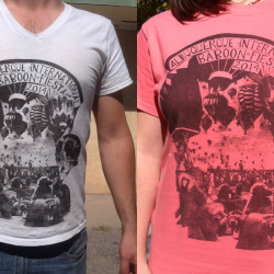 Baboon Fiesta T-shirts - Pyragraph