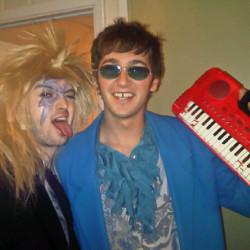 Elton John & David Bowie - Pyragraph