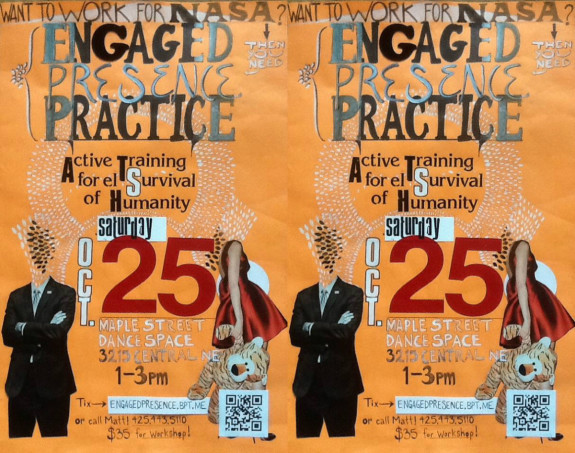 engaged flier double
