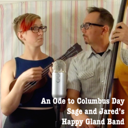 Happy Gland Band - Columbus Day - Pyragraph