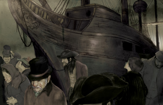 Blackbeard's Ghost - Pyragraph