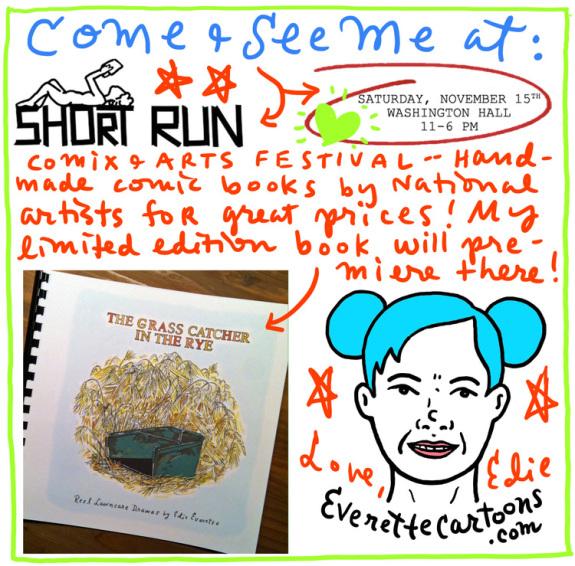 Short Run Comix and Arts Festival - Pyragraph