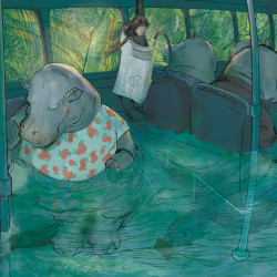 Illustration Is Storytelling - Pyragraph