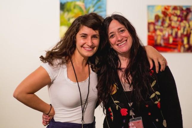 Mira Burack and Kate Daughdrill - Pyragraph