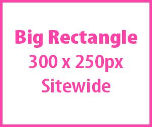 Big Rectangle dummy