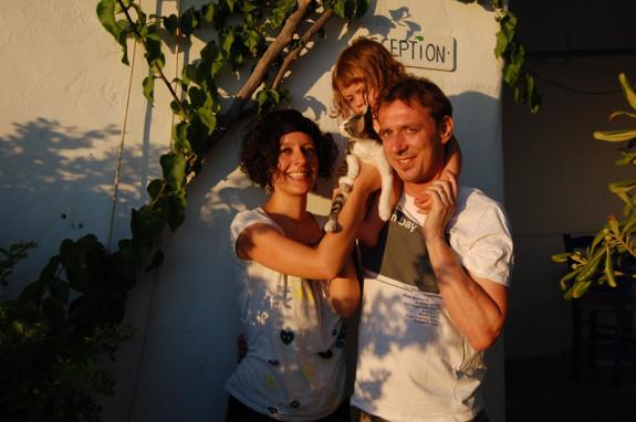 Milos Guests - Chris Marxen - Pyragraph