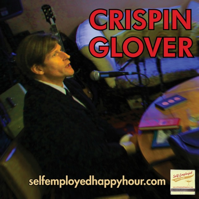 Crispin Glover on Self-Employed Happy Hour - Pyragraph