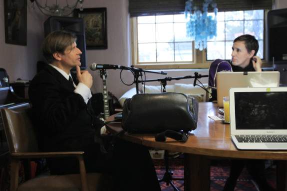 Crispin Glover podcast - Pyragraph