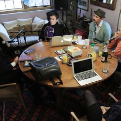 Crispin Glover podcast - Pyragraph