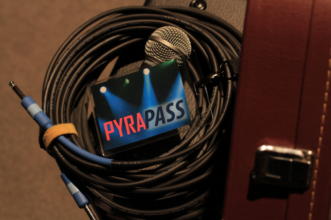 PyraPASS Resources for Creatives - Pyragraph