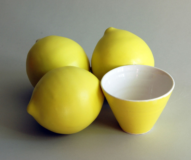 From the Ground Up - Jeff Krueger - A Study in Lemon
