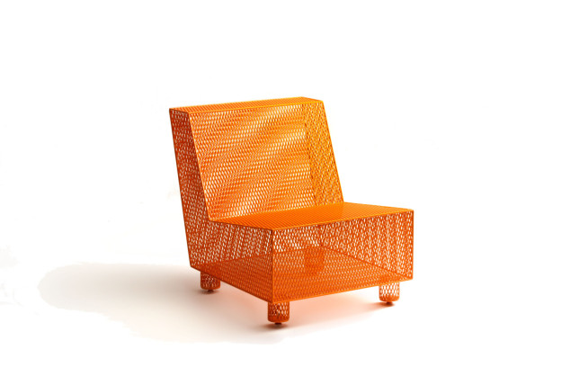 From the Ground Up - Damien Velasquez - Chair #35 - Pyragraph