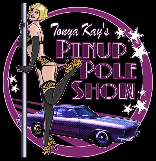 Tonya Kay Pinup Pole Show - Pyragraph