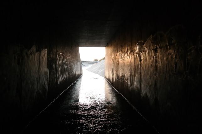Tunnel-Pyragraph