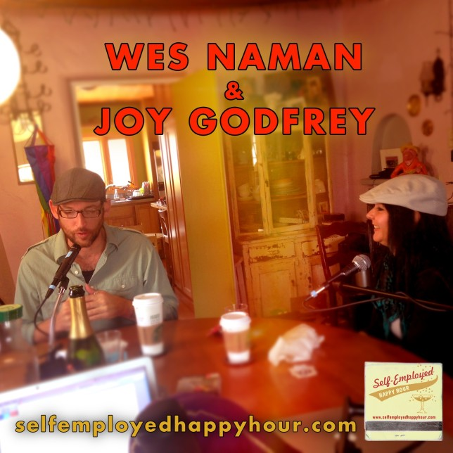 Wes Naman and Joy Godfrey - Pyragraph
