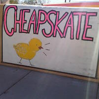 Cheapskate vintage goods - Pyragraph