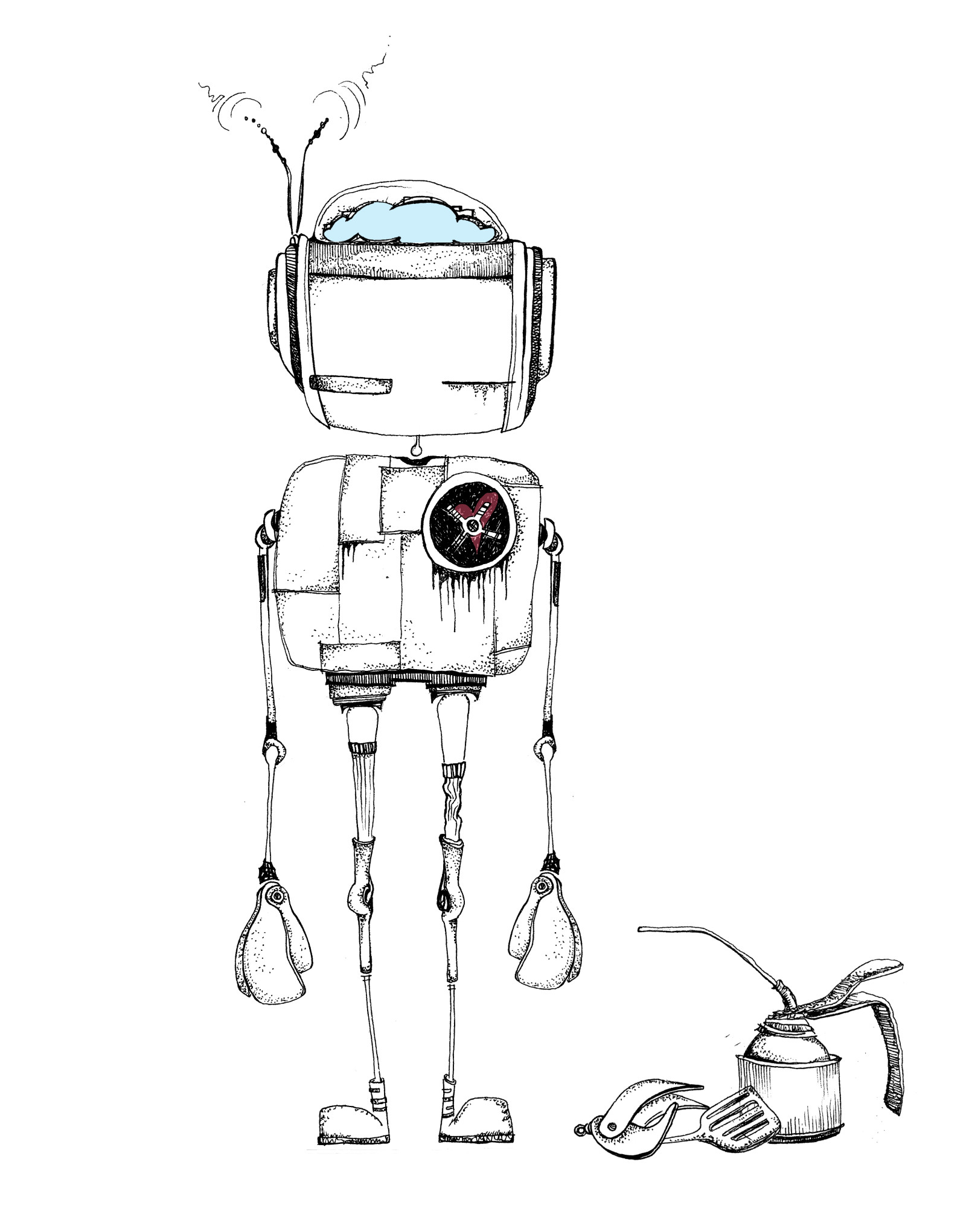 Uncategorized Draw A Robot to draw a robot pyragraph how pyragraph