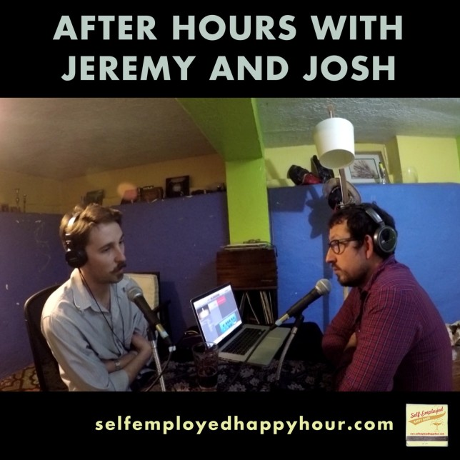 Self-Employed After Hours with Josh and Jeremy - Pyragraph