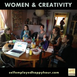 Women & Creativity: Shelle Sanchez, Valerie Martinez and Julia Mandeville
