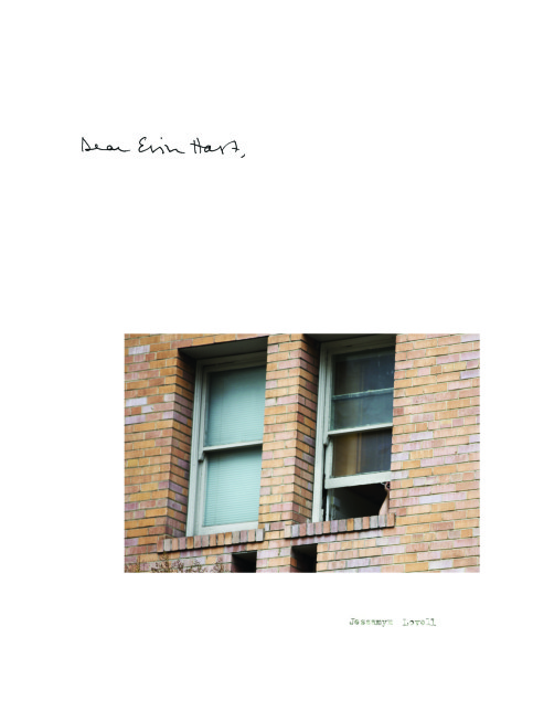 Dear Erin Hart cover - Pyragraph