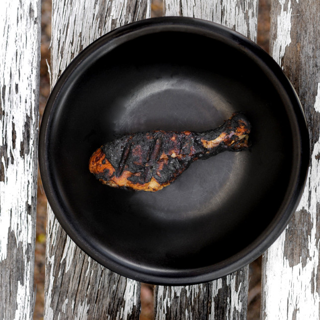 Grilled drumstick - Clarke Conde - Pyragraph