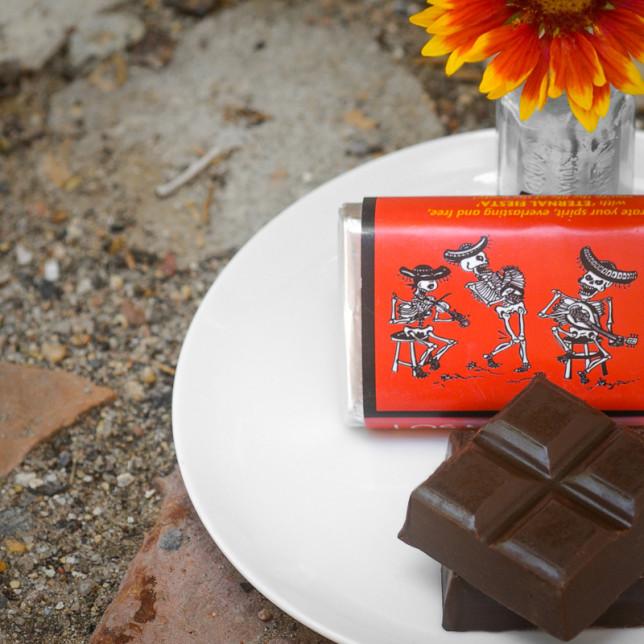 Red chile chocolate - Clarke Conde - Pyragraph