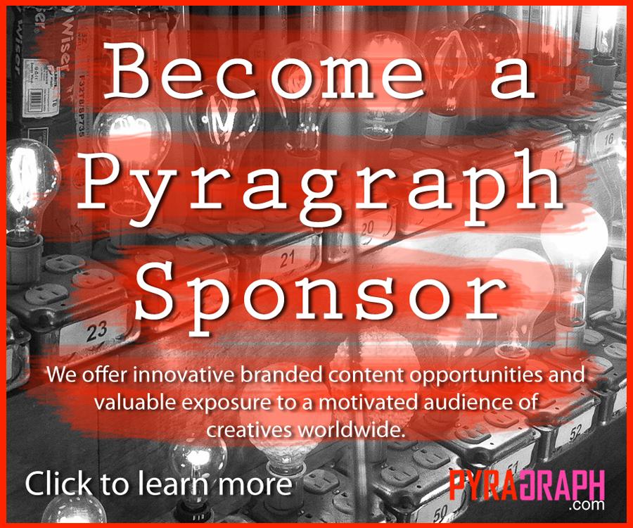 Sponsor Us - Pyragraph